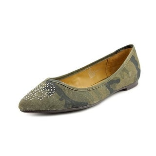 Kensie Women's Fever Pointed Toe Flats