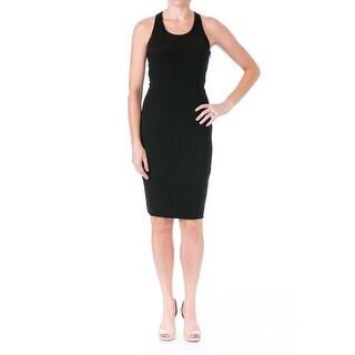 DKNY Womens Racerback Sleeveless Casual Dress - 12