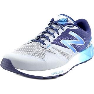 New Balance MT690 Men  Round Toe Synthetic Gray Running Shoe