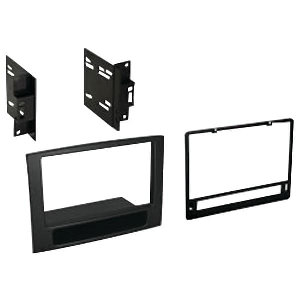 Best Kits Bkcdk651 Dodge(R) Ram 2006-2008 Double-Din Kit For Non-Navigation Factory Radios