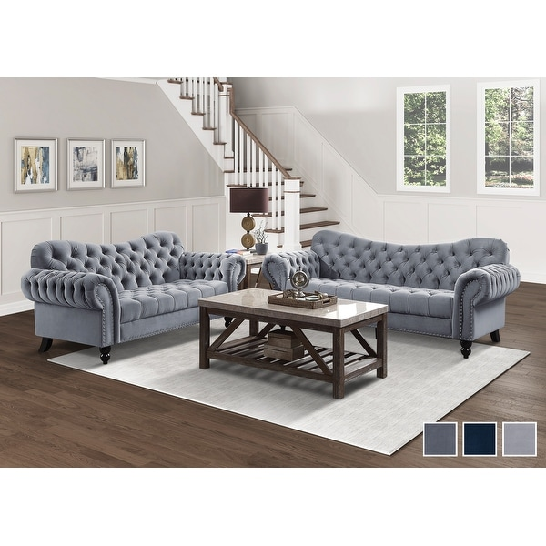 Cardiff 2-Piece Living Room Set. Opens flyout.