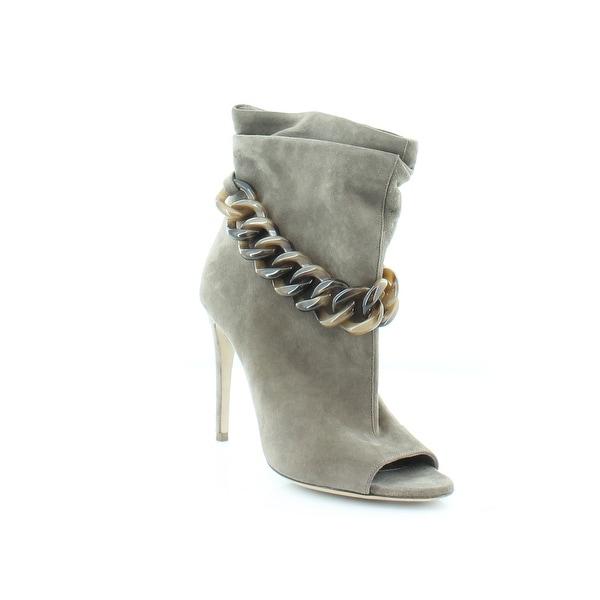 Burberry Puntrel Women's Heels Dark Heather Melange - 7