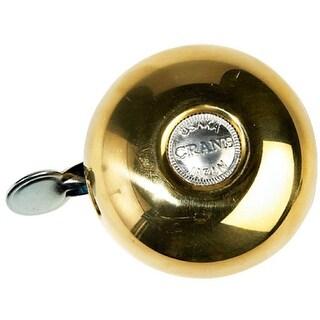 Crane Riten Rotary Brass Bicycle Bell