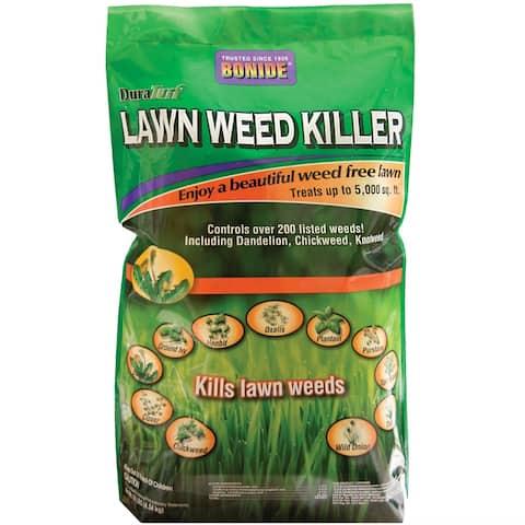 Bonide 60426 Granular Lawn Weed Killer, 5000 Sq. Ft.