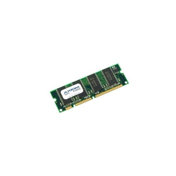 Axion AXCS-XCEF720-1G Axiom 1GB DDR SDRAM Memory Module - 1GB - Non-ECC - DDR SDRAM SoDIMM