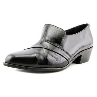 Stacy Adams Soto Men  Round Toe Leather Black Loafer