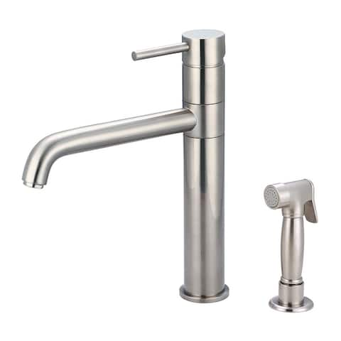 Pioneer Faucets 2MT161H Motegi 1.5 GPM Single Hole Kitchen Faucet with