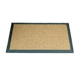 "Homebasix 06ABSHE-09-3L18 Coconut Floor Mat, 18"" x 30"""