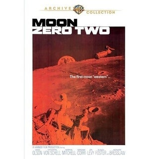 Moon Zero Two DVD Movie 1970