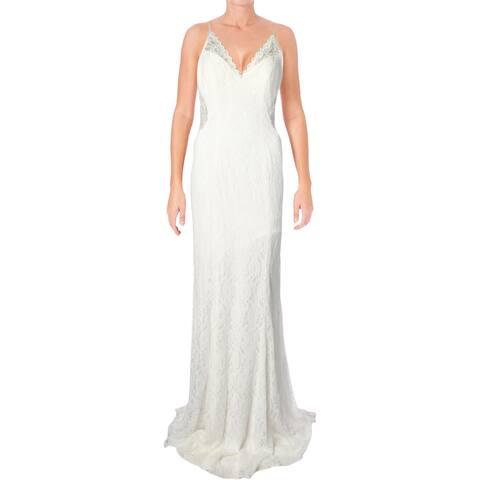 Faviana Womens Evening Dress Prom Lace