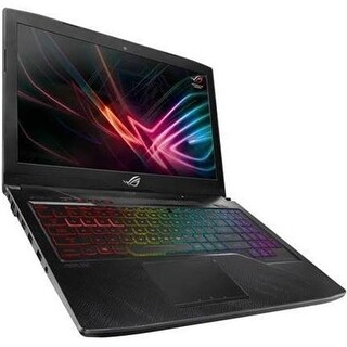 ASUS 15.6 in. 8th-Gen Intel Core i7-8750H 16 GB 128 GB Gaming Laptop
