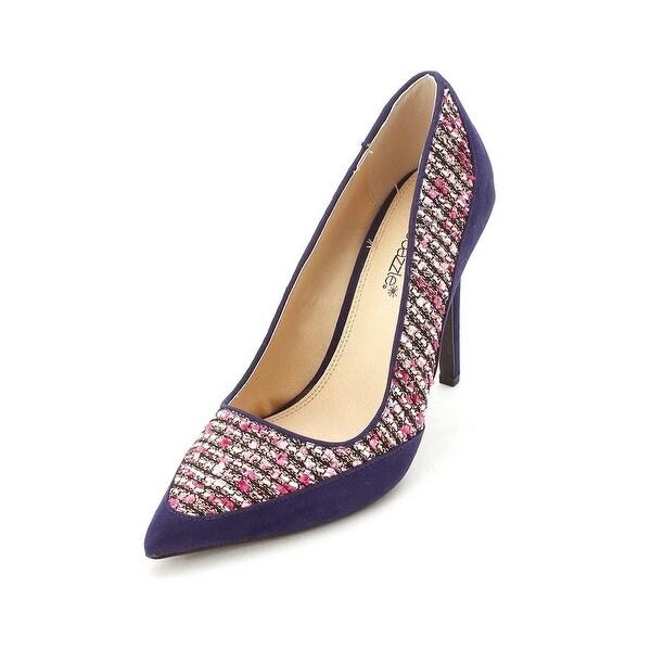 ShoeDazzle Womens Cobi Closed Toe Classic Pumps