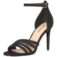 Nine West Women's Jacaran Leather Heeled Sandal