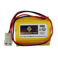 Emergency Lighting Replacement Battery for Aritech - DU140