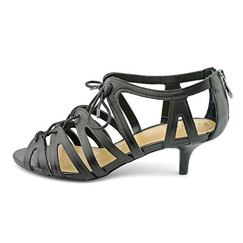 Tahari Womens DARA Peep Toe Casual Ankle Strap Sandals - 5