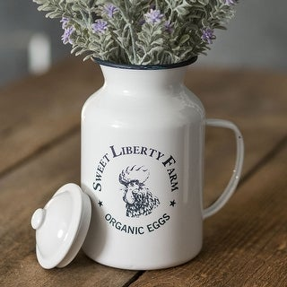 """""""Sweet Liberty Farm"""" Canister"""