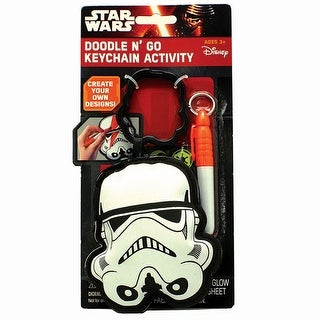 Star Wars Doodle N' Go Keychain Activity Play Set