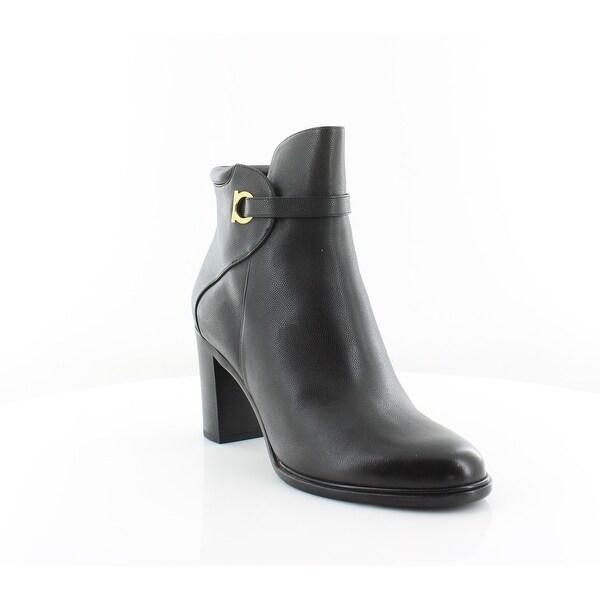Salvatore Ferragamo Florian Women's Boots Nero - 11