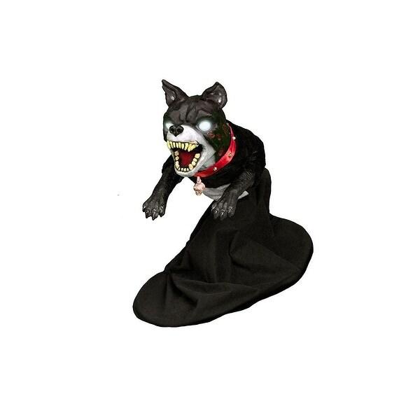 Halloween Prop Decoration: Jumping Devil Dog
