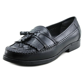 Soft Stags Randy Round Toe Leather Loafer