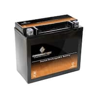 20L-BS ATV Battery for Yamaha YFM45FG Grizzly, Year (07-'14)