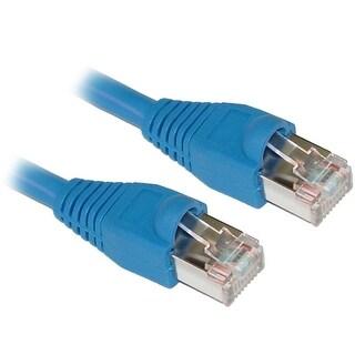 Battleborn C5MB-300BLU Cat5e Patch 300' Ethernet Cable (Blue)