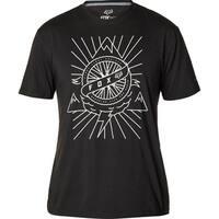 Fox Racing First Light Short Sleeve Tech Tee - 18458-001 - Black