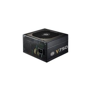 Cooler Master USA RS750-AFBAG1-US Cooler Master V750 FULLY MODULAR POWER SUPPPLY - 120 V AC, 230 V AC Input Voltage - 3.3 V DC,