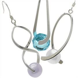 Sea Breeze Earring Trio - Exclusive Beadaholique Jewelry Kit