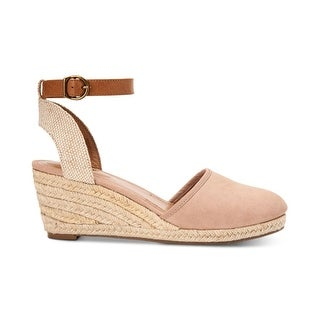 Style & Co. Womens MAILENA Round Toe Casual Platform Sandals