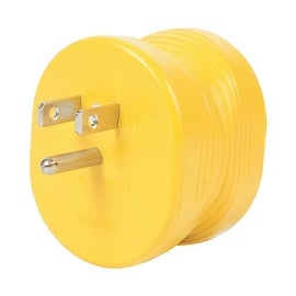 Camco 15M-30F Electric Adapter
