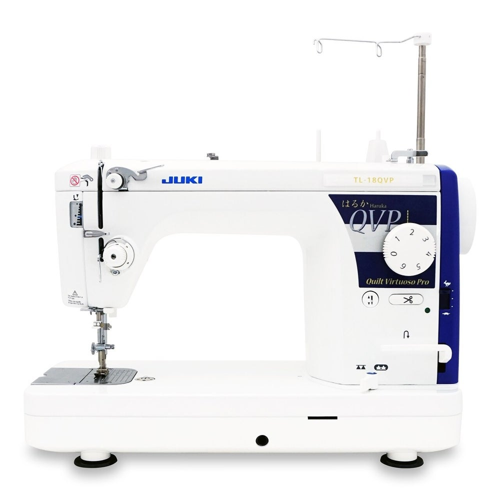 Juki Haruka TL18QVP Portable Quilting and Sewing Machine - White (White)