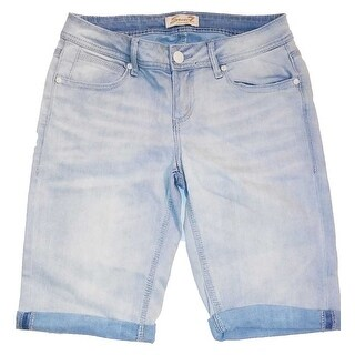 Seven 7 Women Denim Shorts