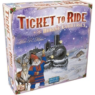 Ticket To Ride: Nordic Countries - multi