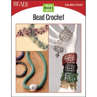 Kalmbach Publishing Books-Bead Crochet