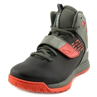 And1 Tempest Youth  Round Toe Synthetic Black Sneakers
