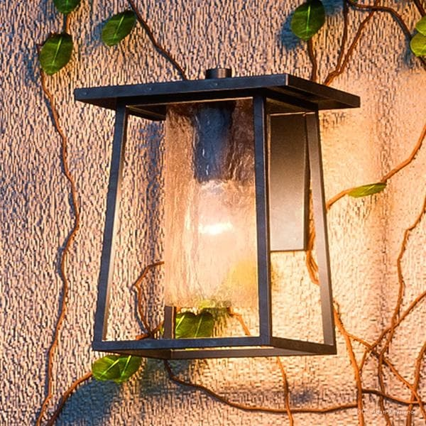 Shop luxury craftsman outdoor wall light 125h x 95w with luxury craftsman outdoor wall light 125h x 95w with industrial aloadofball Image collections