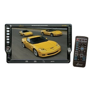 7'' TFT Touch Screen DVD/VCD/CD/MP3/CD-R/USB/AM/FM/RDS Receiver