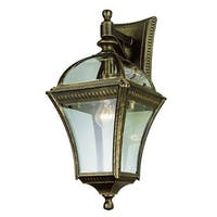 Trans Globe Lighting 5084 1-Light Down Lighting Wall Large Outdoor Wall Sconce from the Outdoor Collection - n/a