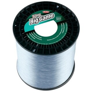 Berkley Trilene Big Game Clear Monofilament Fishing Line