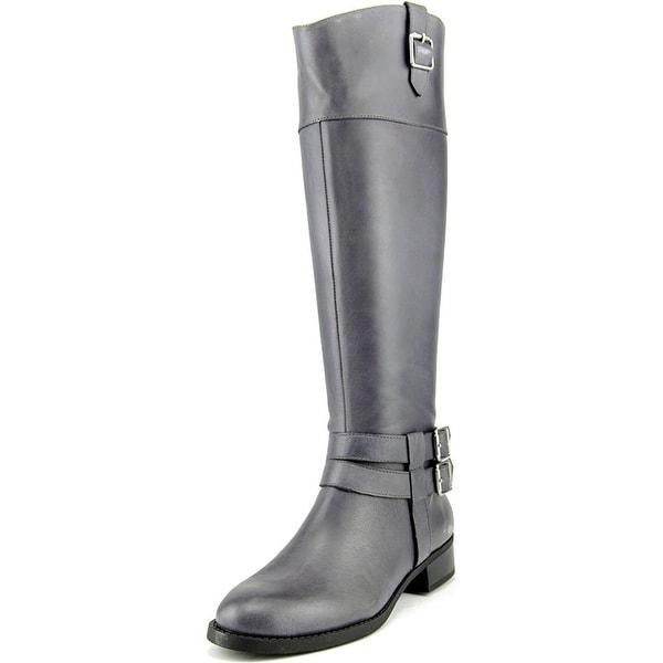 INC International Concepts Fahnee Women Gray Boots
