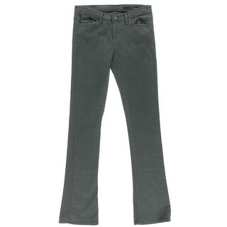Calvin Klein Jeans Womens RCKR KICK Bootcut Jeans Denim Stretch - 10