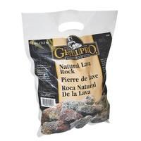 Grill Pro 45887 Natural Lava Rock, 7 lbs