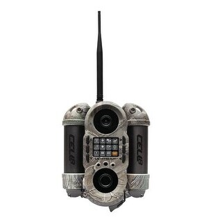 Wild game innovations c8b5-7 crush 8 cell mms digital trail cam