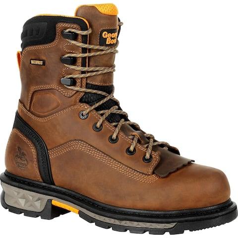 Georgia Boot Carbo-Tec LTX Waterproof Work Boot, #GB00392