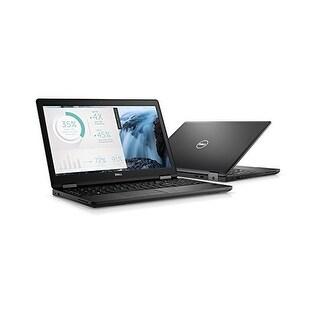Dell - Latitude 5580, 15In, I5-7200U, 4Gb, 500Gb Hdd, Win10p, 1Y Nbd