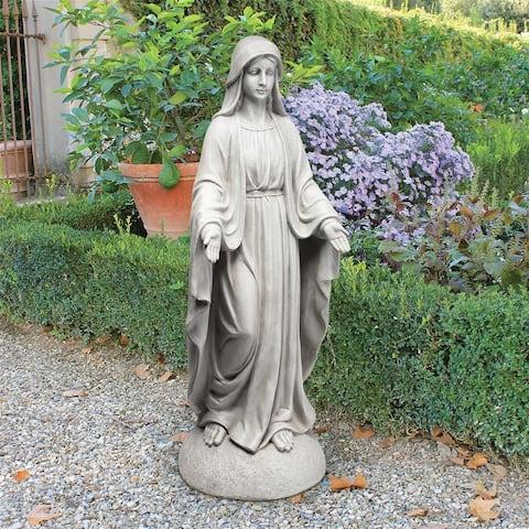 Grand Madonna Of Notre Dame Statue Nr