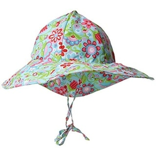 i play. Baby Girls Infant Sun Hat - 6-18 months