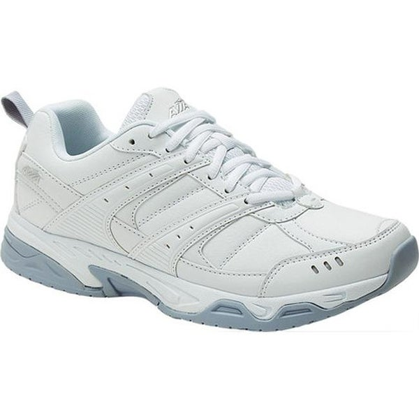 5fdea29275ec Shop Avia Men s Avi-Union ll Sneaker White Chrome Silver - On Sale - Free  Shipping On Orders Over  45 - Overstock - 22865445