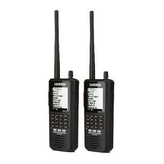 Uniden BCD436HP (2-Pack) Digital Handheld Scanner